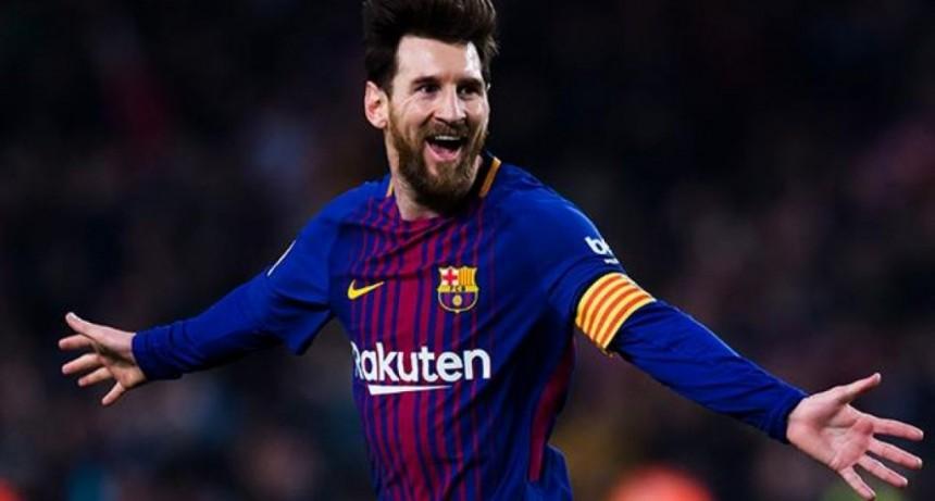 Barça derroto al Eibar y obtuvo su sexto triunfo