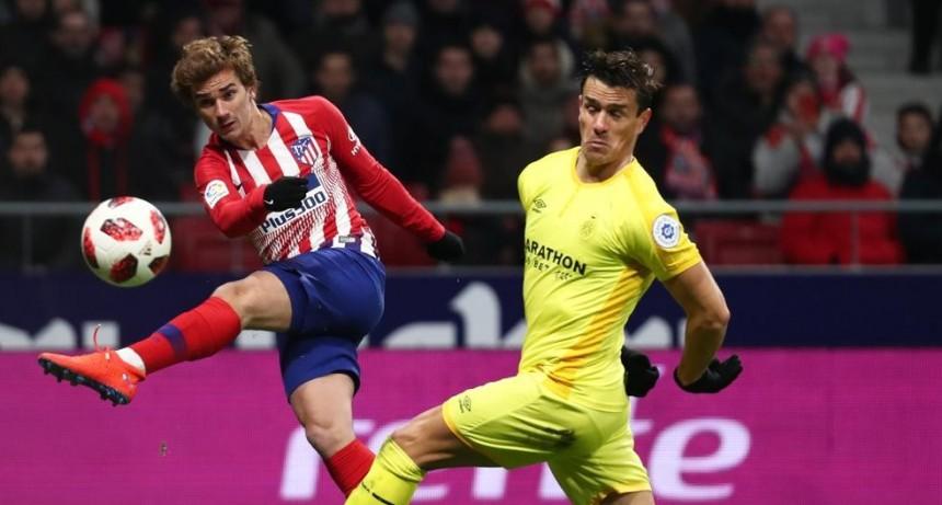 El Atlético eliminado de la Copa del Rey