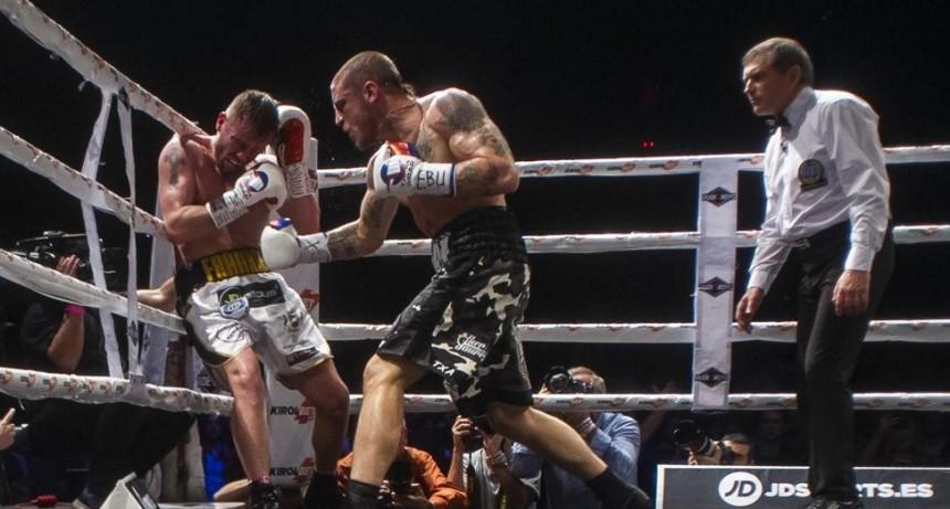 Kerman Lejarraga defenderá su título europeo