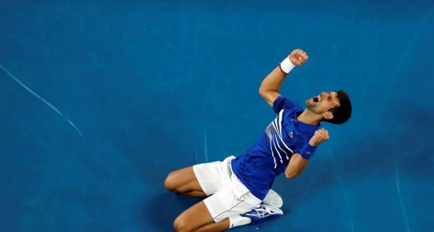 Novak Djokovic aplastó a Rafael Nadal