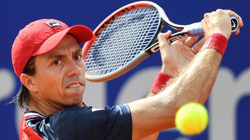 Berlocq perdió ante Kei Nishikori la semifinal del ATP Buenos Aires