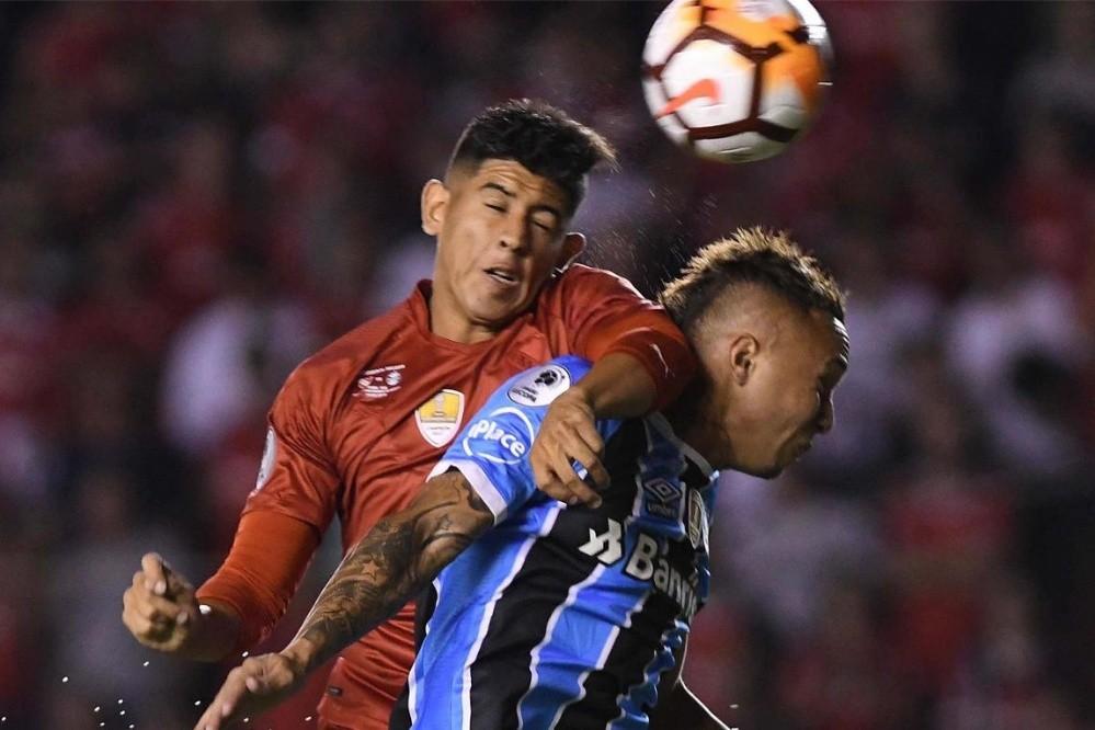 Independiente perdió por penales con el Gremio