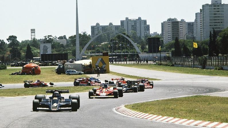 Vuelve la Fórmula 1 a la Argentina