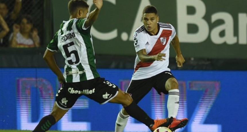 River y Banfield no se sacaron ventajas por la Superliga