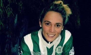 Rocío Oliva la mujer de Maradona,ingresa al club Excursionistas