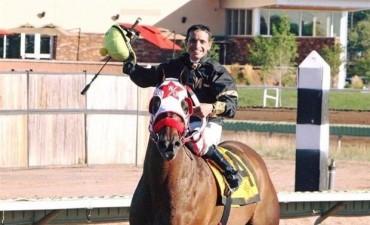 El jockey argentino que es sinónimo de éxito en el sudoeste norteamericano