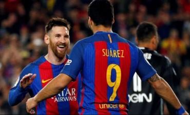 Barcelona festejó ante Valencia