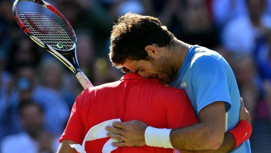 Juan Martín Del Potro enfrentará a Roger Federer en la final