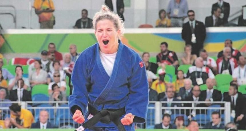 Paula Pareto ganó otra medalla de oro