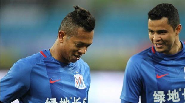 Sin Carlos Tevez,Shanghai Shenhua sumó un nuevo triunfo en la Superliga de China