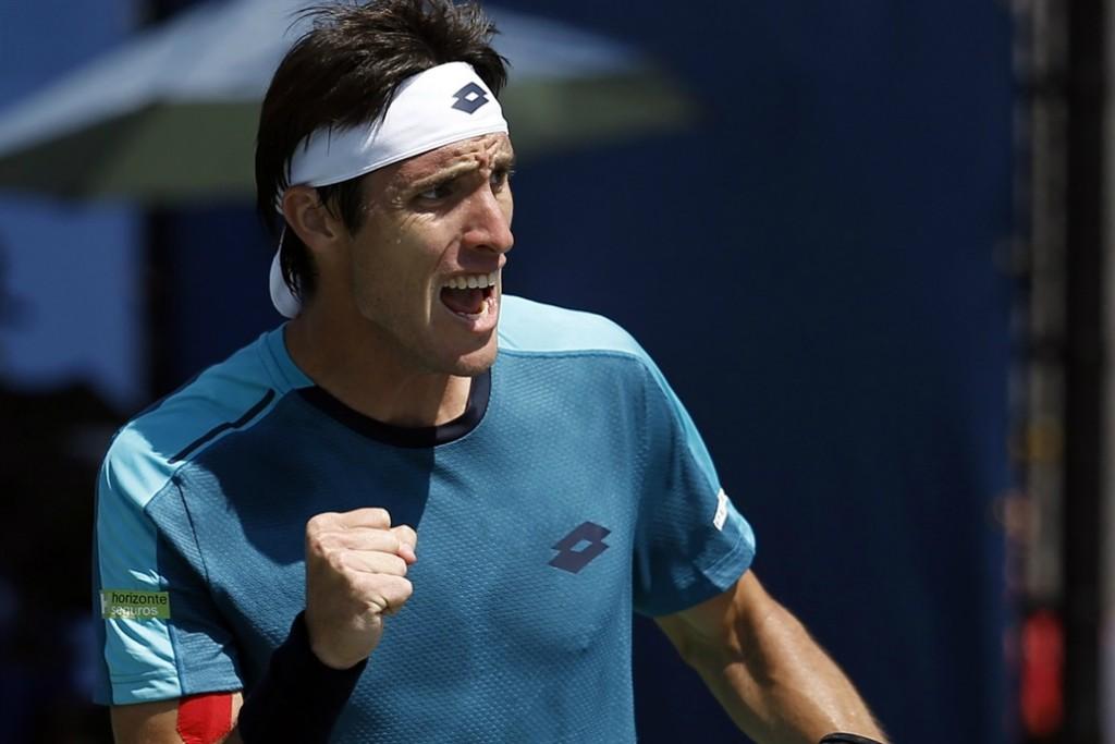 Leonardo Mayer  ganó en la primera jornada del ATP