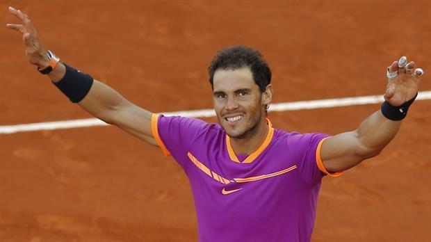 Rafael Nadal-Dominic Thiem: el español ganó el Masters 1000 de Madrid y es el gran favorito para Roland Garros