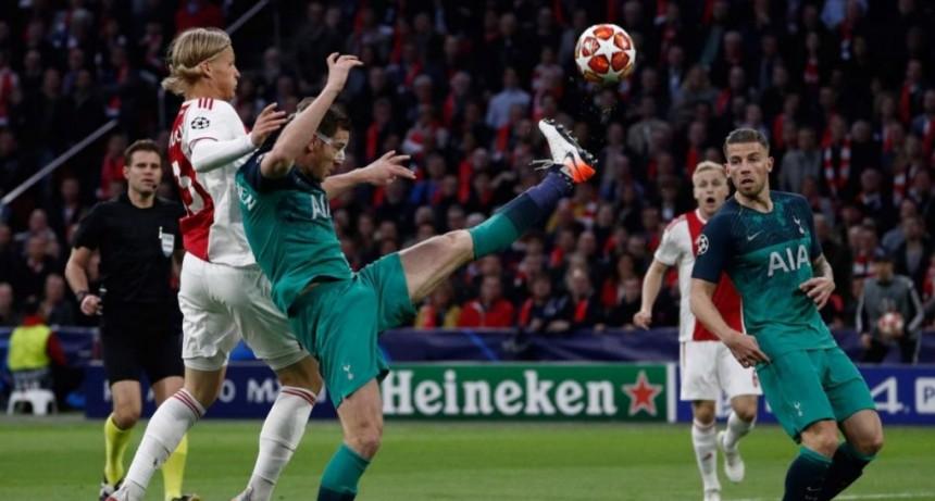 ¡El Tottenham empata el partido!