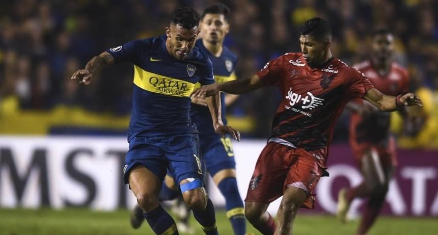 Boca no pasó del empate con Vélez