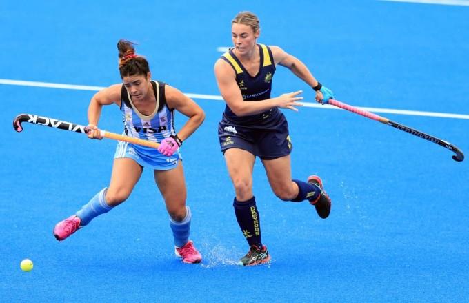 Las Leonas y un gran triunfo ante Australia en el Champions Trophy de Londres