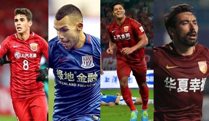 La gran inversión de china en futbolistas no le garantizan el èxito