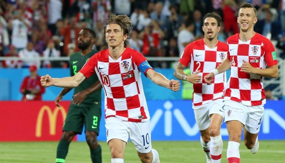 Croacia derrota sin problemas a Nigeria por Mundial Rusia 2018