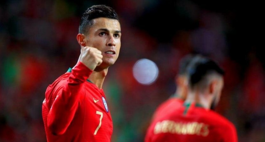 Portugal en la final de la UEFA Nations League