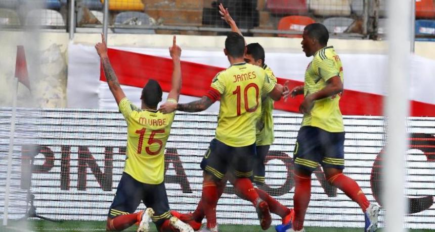 Colombia y Brasil golean en la previa de la Copa América