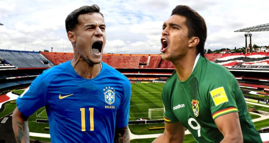 Brasil y Bolivia abrirán la Copa América en San Pablo