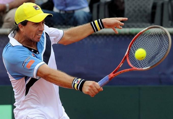 Berlocq volvió a ganar y se metió en cuartos de final del ATP de Umag