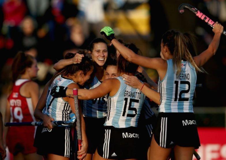 World League: Las Leonas golearon a Estados Unidos y ahora van por el primer puesto del grupo