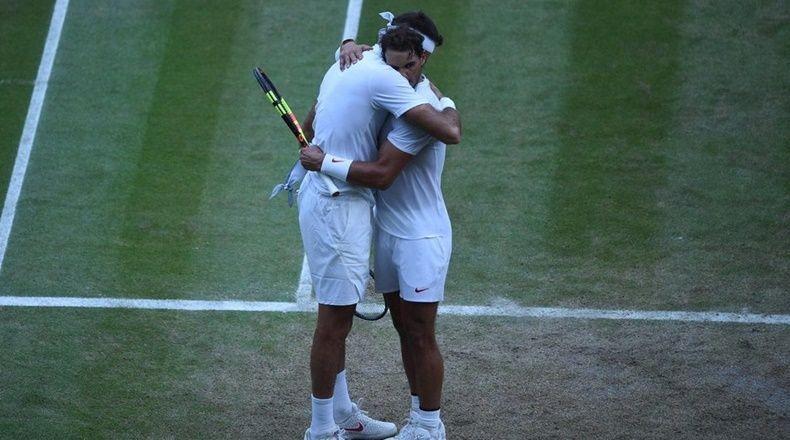 Del Potro derrotado por Nadal en Wimbledon