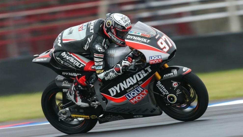Vierge y Márquez lideran los libres de Moto2