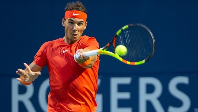 Rafael Nadal ya está en semis de Toronto