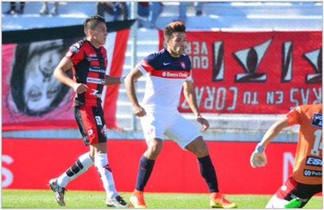 San Lorenzo empatò ante  Patronato en Parana