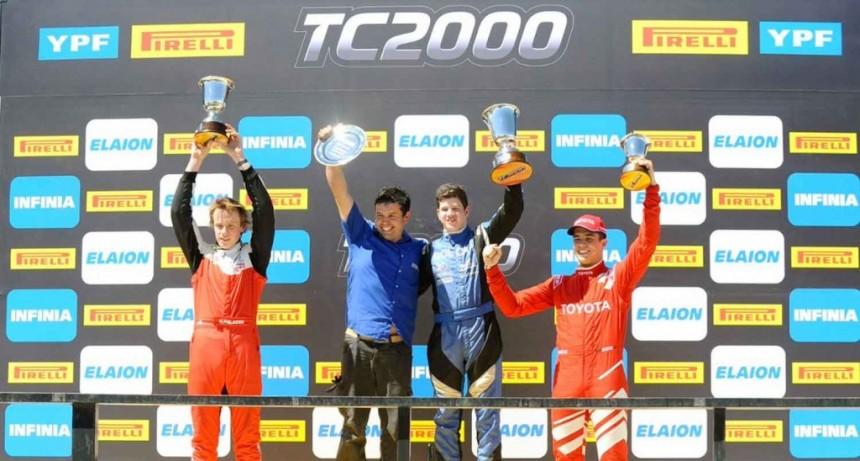 Moscardini logró su primer triunfo en el TC2000