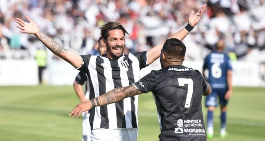 Gimnasia y Esgrima venció por 1 a 0 a Independiente Rivadavia