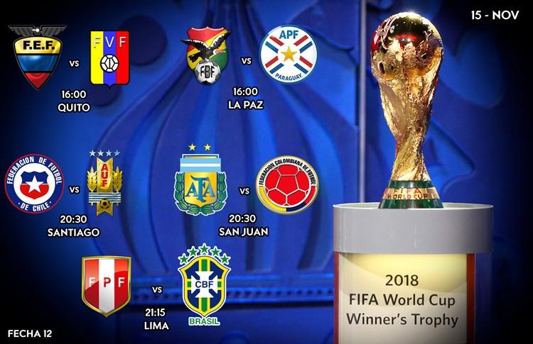 Se sorteó el repechaje europeo para el Mundial
