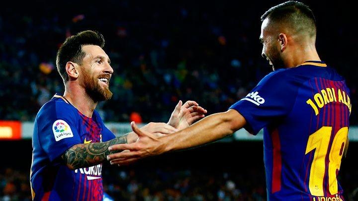 Barcelona con golazo de Messi, venció 3-1 a Olympiacos por la Champions