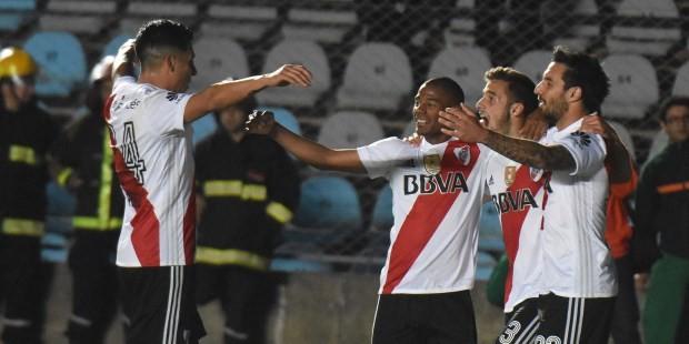River goleó a Atlanta y es semifinalista de la Copa Argentina