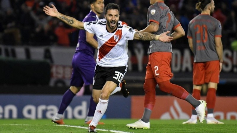 River se impuso a Independiente