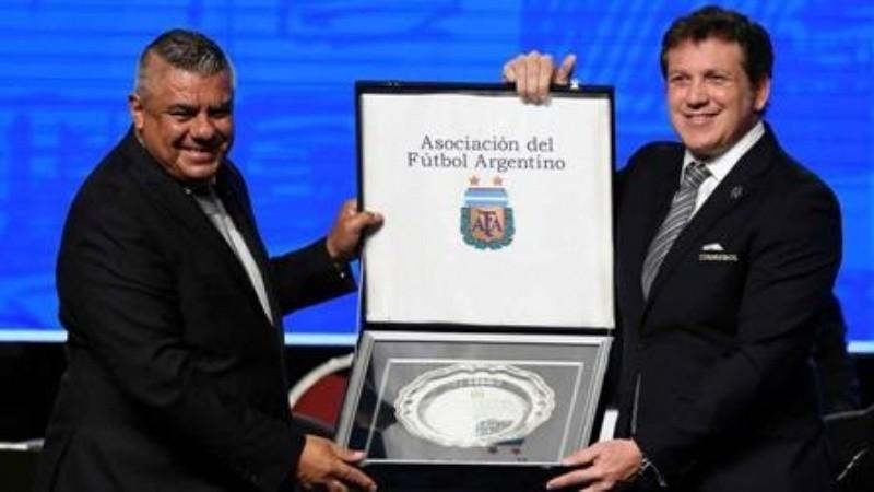 Tapia será designado en el Consejo de la FIFA