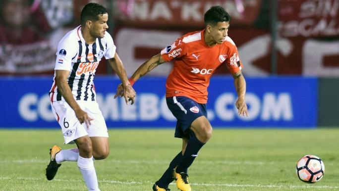 Independiente cayó en Paraguay