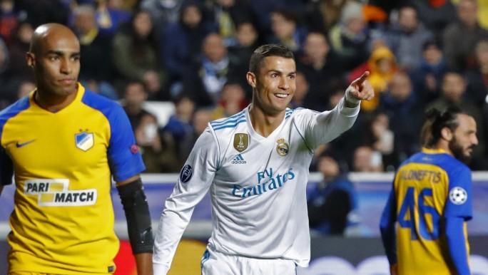 Real Madrid goleó y se clasificó junto al Tottenham