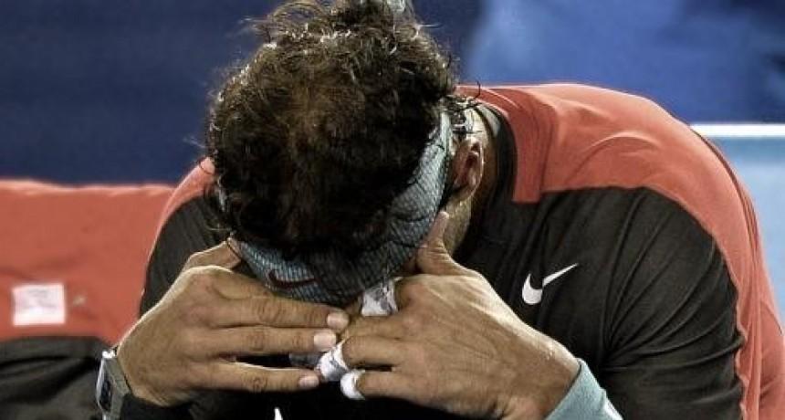Nadal se bajó de París y Djokovic subió