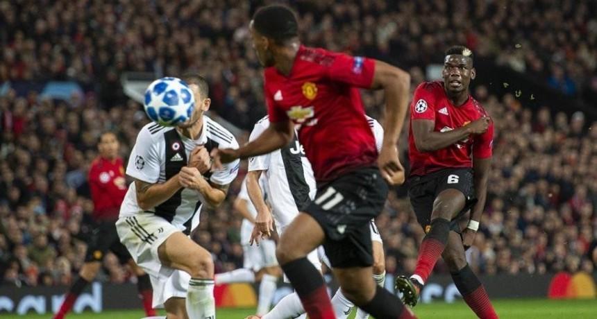 Juventus 0-0 Manchester United