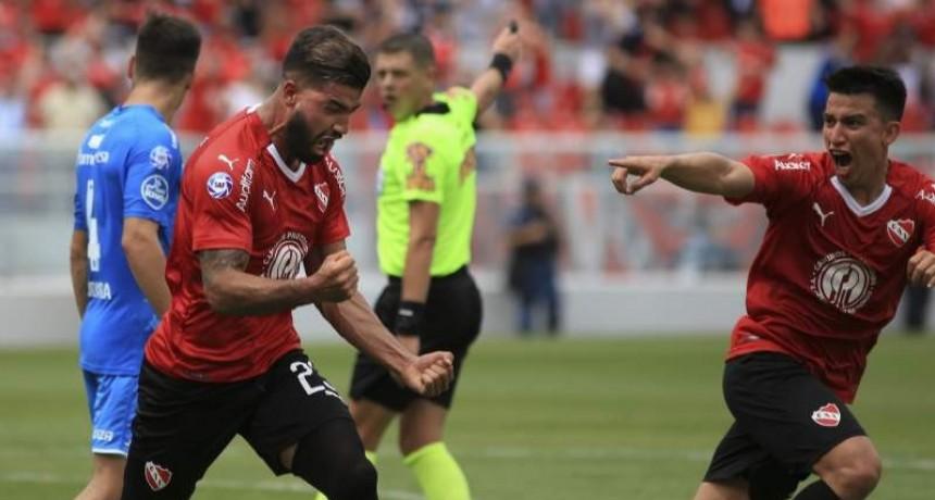 Independiente se impuso a Belgrano