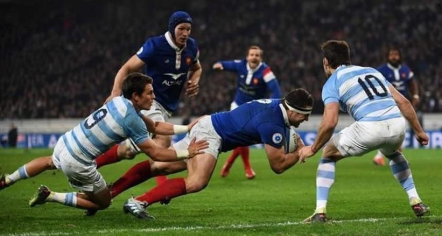 Los Pumas cayeron ante Francia por 28 a 13 en Lille