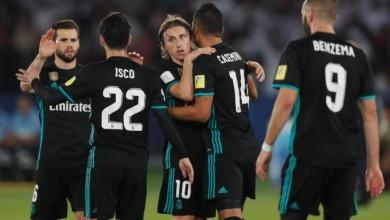 Mundial de Clubes:Real Madrid ganó y es finalista