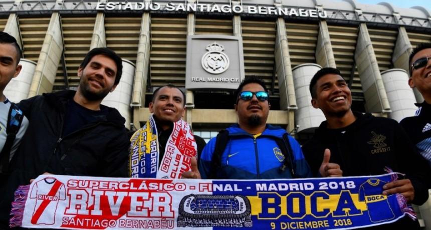 Los gigantes definen la Copa Libertadores 2018