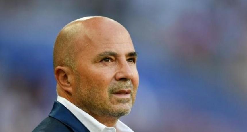Jorge Sampaoli es el nuevo entrenador de Santos