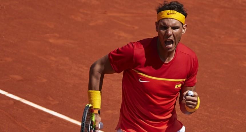 Rafael Nadal  aun no me retirare del tenis