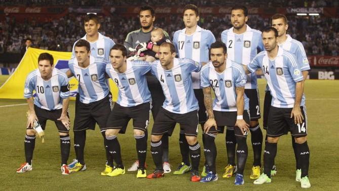 La selección argentina jugará ante Chile en el Monumental