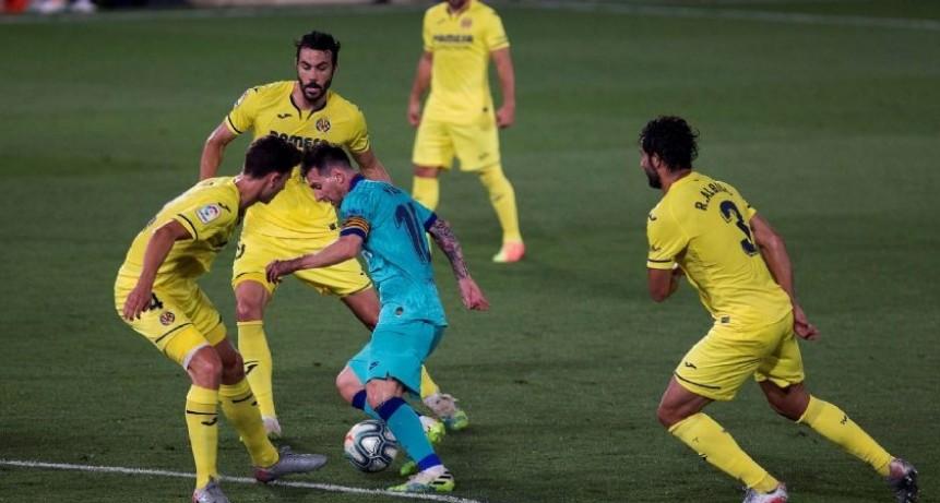 Villarreal Barcelona consiguió un triunfo vital ante el Villarreal