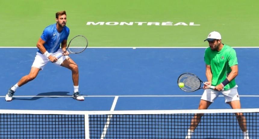 Horacio Zeballos se consagró campeón en dobles